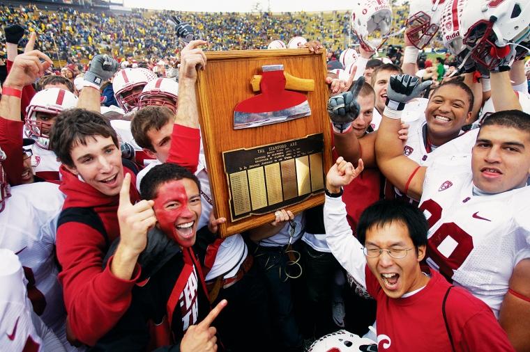 Stanford California Football