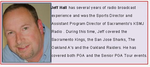 Jeff Hall Bio