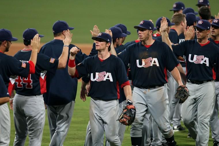 Olympics Day 12 - Baseball