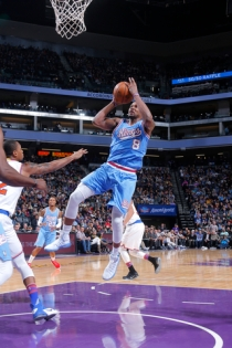 New York Knicks v Sacramento Kings