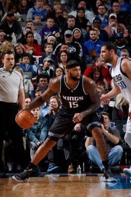 Sacramento Kings v Dallas Mavericks