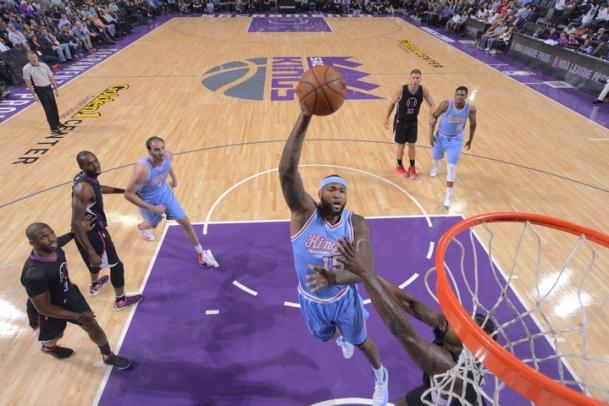 LA Clippers v Sacramento Kings