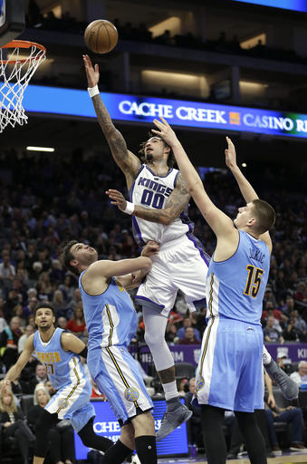 Danilo Gallinari, Willie Cauley-Stein, Nikola Jokic