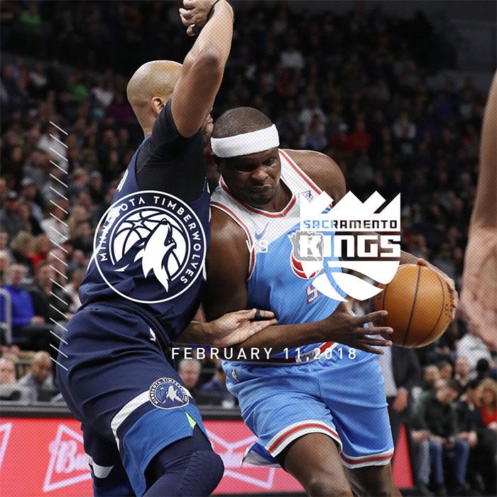 Kings vs Twolves extra
