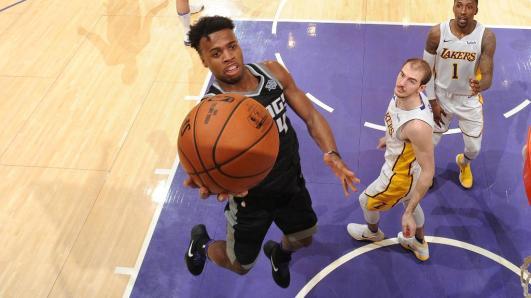 Buddy vs Lakers