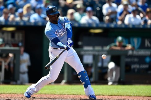 KC Jorge Soler Home Run