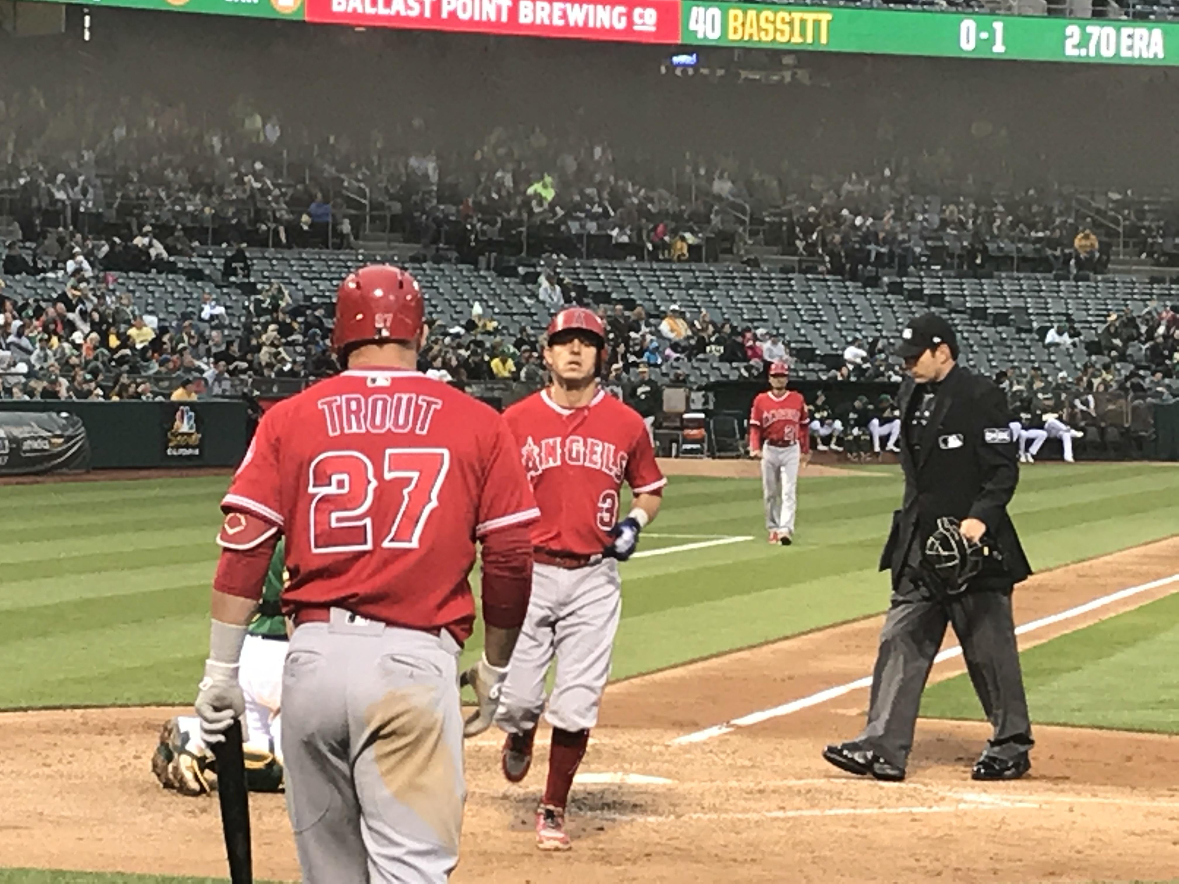 Kinsler home run