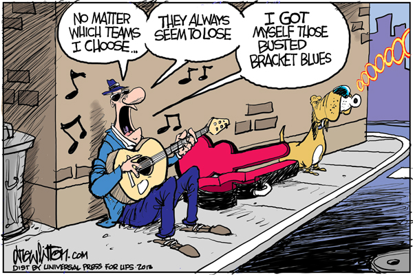 Bracket Blues