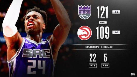Hawks score